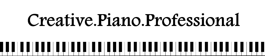 Creative. Piano. Professional