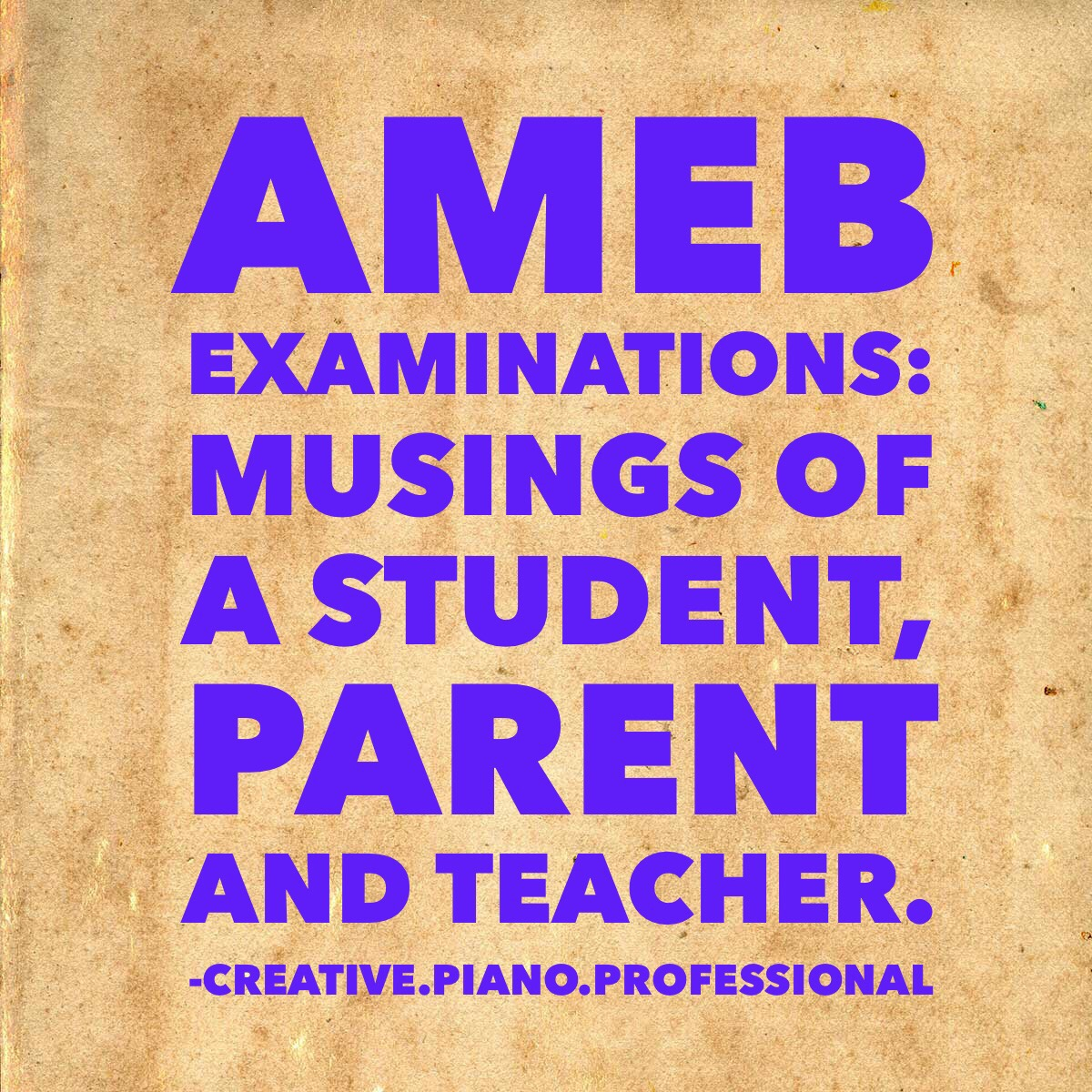 how to become an ameb teacher