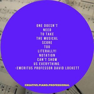 David Lockett Quote