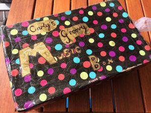 Carly's Groovy Music Box